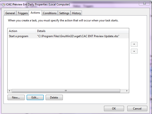 Re: [Bug-wget] VBScript and Task Manager