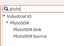 Re: [Discuss-gnuradio] How to get PlutoSDR Sink and Source