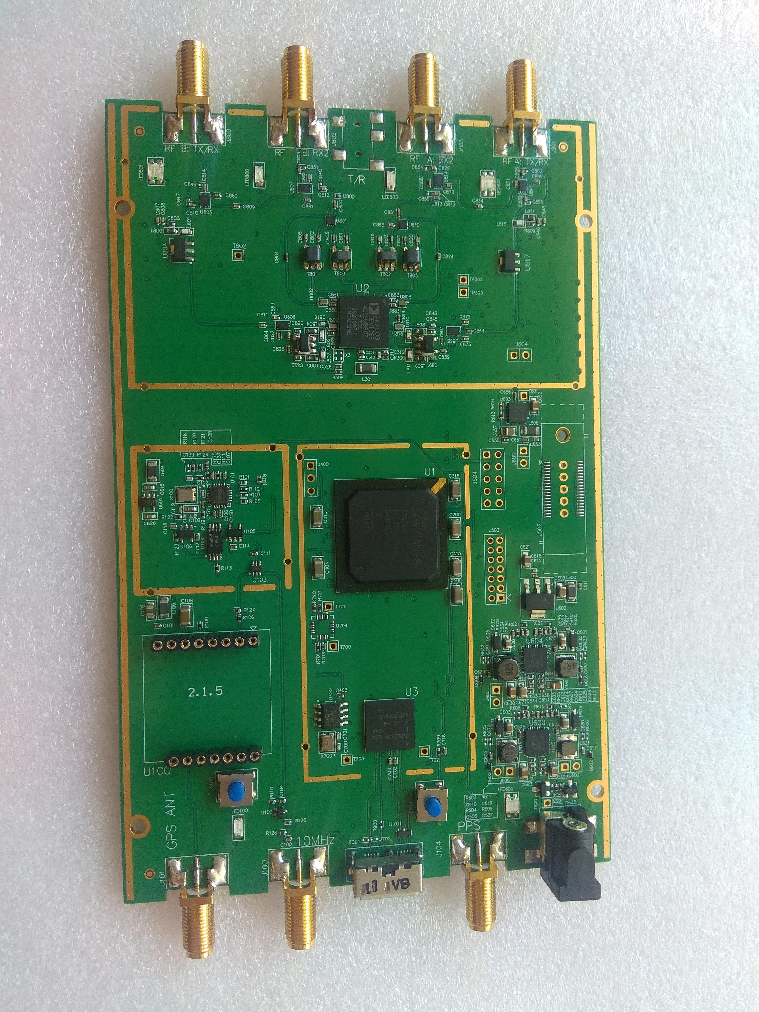 Discuss-gnuradio] usrp b210 compatible sdr